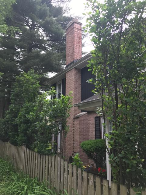 Evanston, IL - Completed this tuckpointing & caulking project this week in beautiful Evanston.
