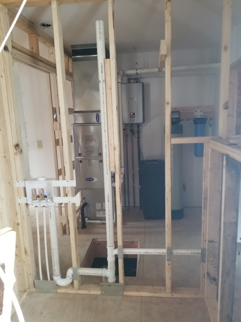 Howell, MI - Plumber near me  Plumber needed near me  Relocate water system Laundry plumbing