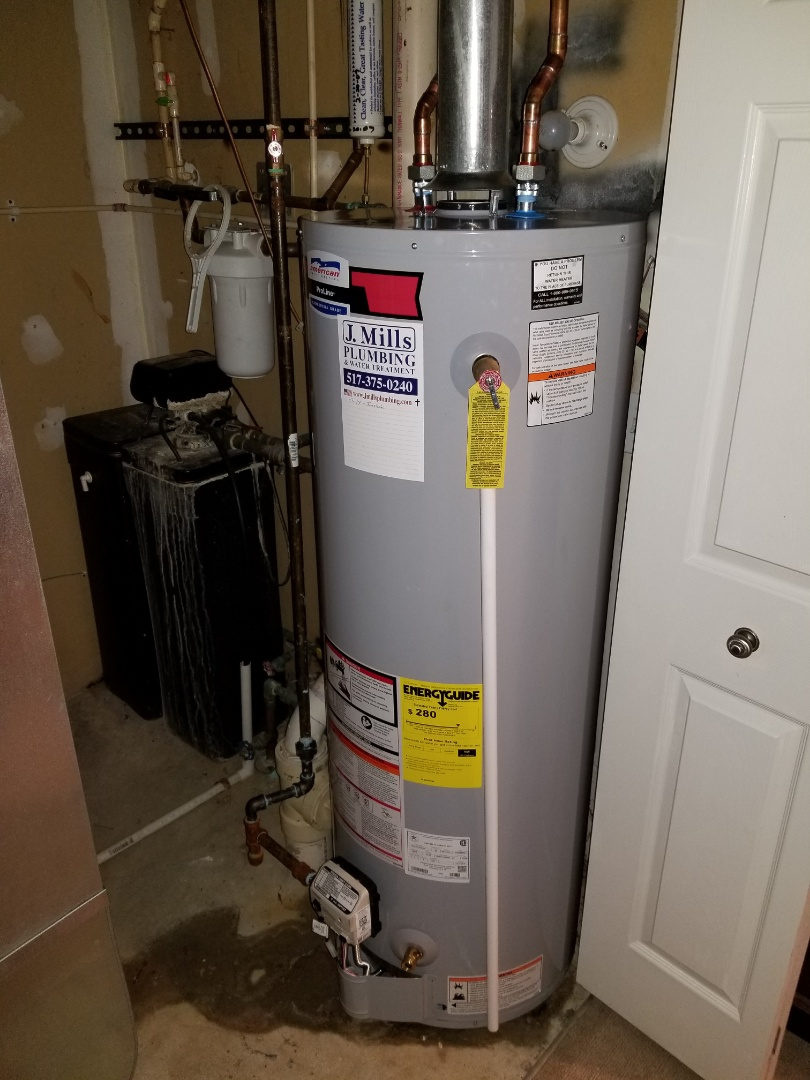 Howell, MI - Plumber needed to install water heater