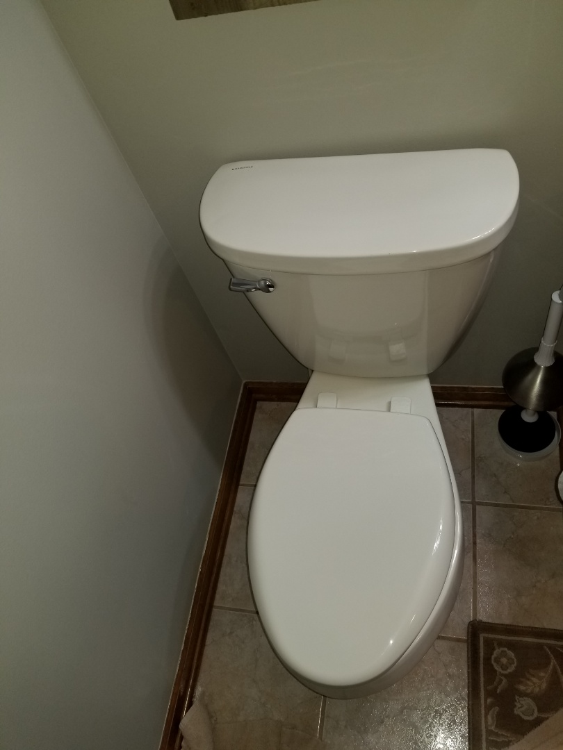 Howell, MI - Plumber near me to install new toilet