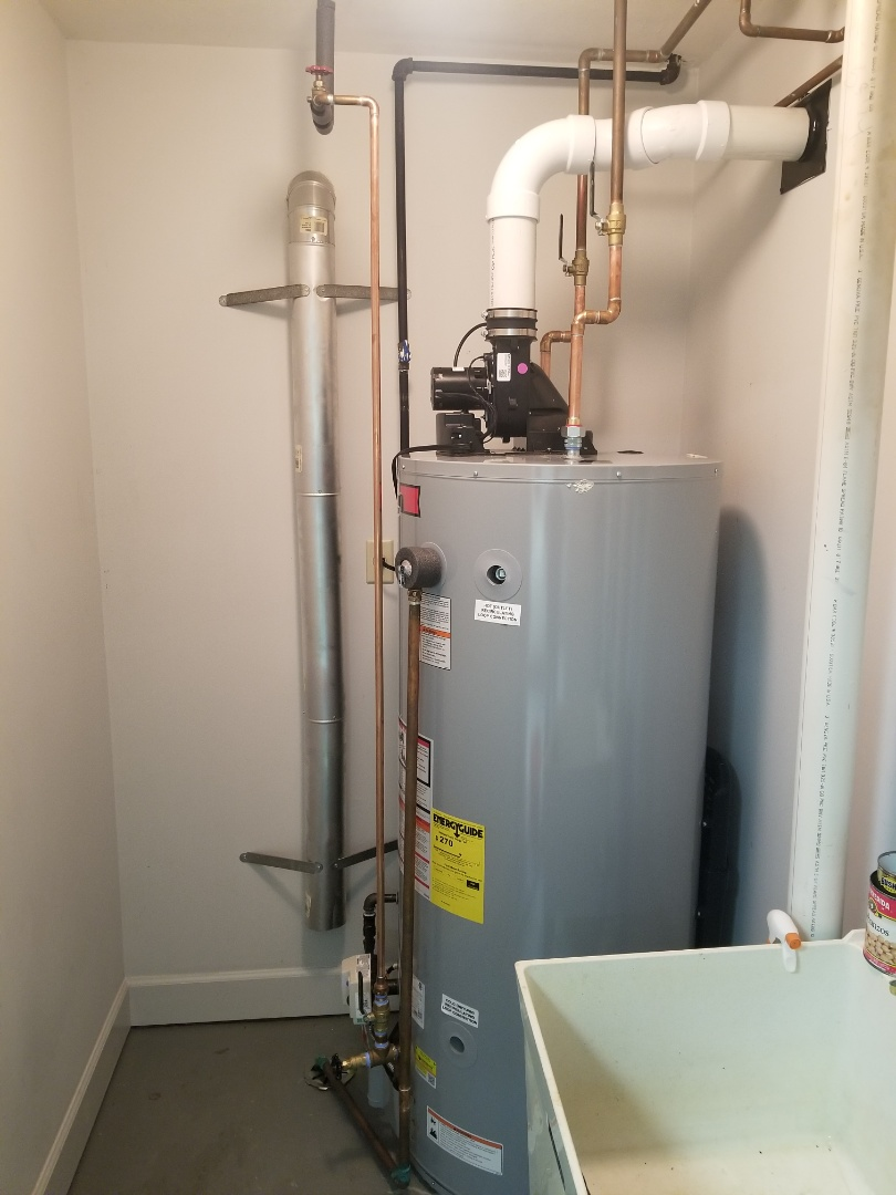 Brighton, MI - Plumber needed near me Good reviews  Replace water heater Install water heater