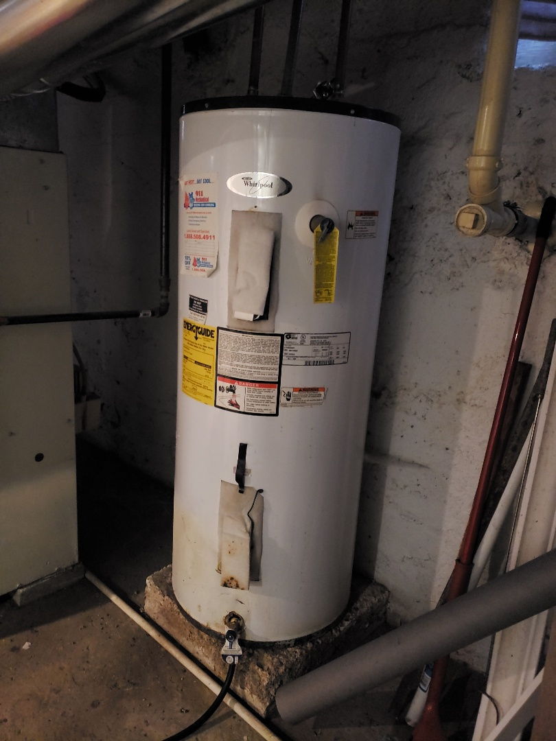 Gregory, MI - Plumber needed no hot water  Hot water heater not working  New water heater install  50 gallon electric good reviews