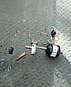 Fitzhugh, OK - Changing a outdoor txv on a heat pump.