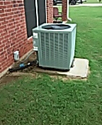 Kenefic, OK - Ac repair on a rheum airconditioner in kenefic ok, call hunter heat and air for service today!