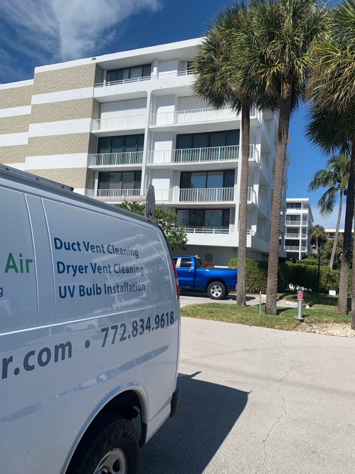 Duct cleaning and dryer vent