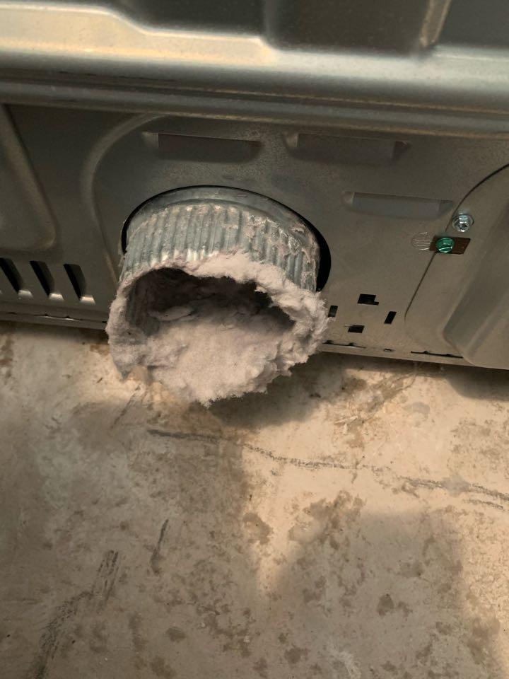Dryer vent cleaning Boca Raton