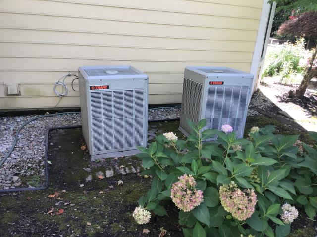 Blacklick, OH - I provided an estimate for a new Carrier 96% Variable-Speed Two-Stage Gas Furnace and a new Carrier 16 SEER Air Conditioner