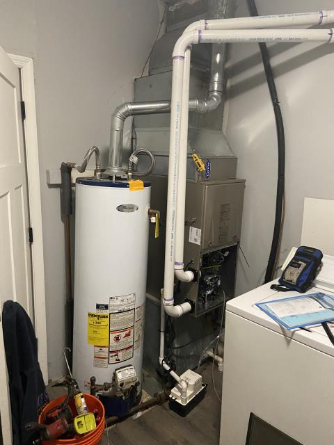 Ashley, OH - I installed a Carrier 96% Two-Stage Gas Furnace