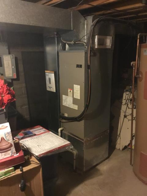 Powell, OH - During a tune up on a Carrier Multi-Speed X-13 2.5 Ton Electric Furnace, I checked the blower cleanliness, voltage connections and wiring. All tests and readings are within manufacturers specifications at this time.