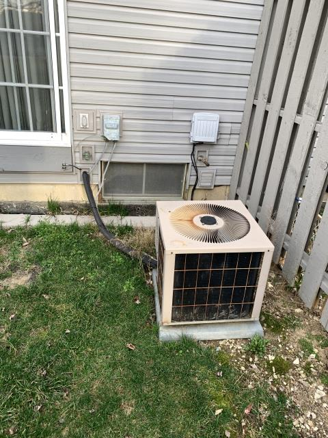 Columbus, OH - I provided the customer with a quote on moving their A/C unit. Will wait for the customer to get back with us on how they want to move forward.