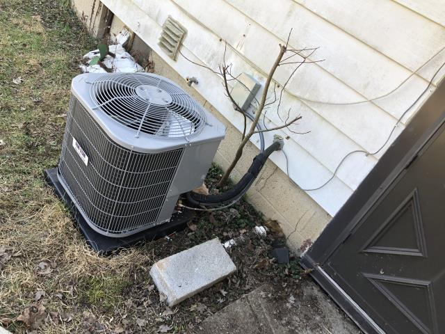 Columbus, OH - I completed an install on a Five Star 95% 40,000 BTU Gas Furnace 2.5T 14, and a Five star 13 SEER 2 Ton Air Conditioner.