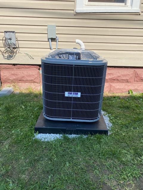 Delaware, OH - I performed a callback install and upon arrival I found toys and trash plugging up the duct work, I recommended the customer get a duct cleaning. System was operational at the time of departure.