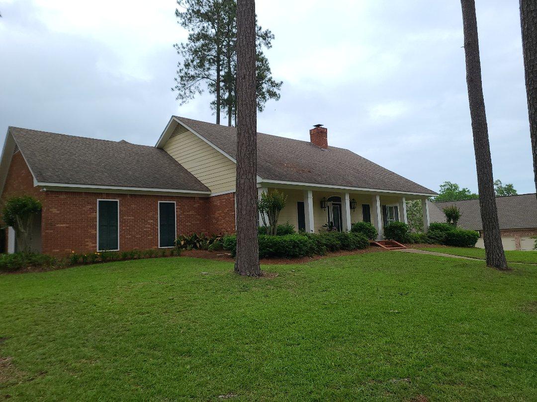 Madison, MS - Hail damage, leak, storm damage, GAF, Wrights Mill, Complete Exteriors