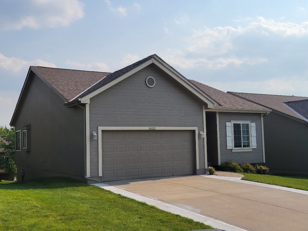 Omaha, NE - Thanks Tim for choosing Patriot Roofing for you home restoration needs.