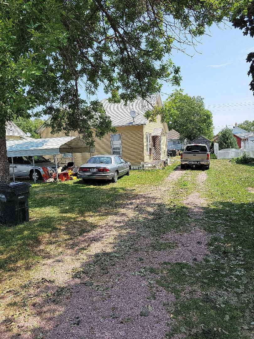 Stuart, NE - Thank you Alex for tracking me down for your roof inspection. We'll look forward to getting your home back into shape from the hail storm.