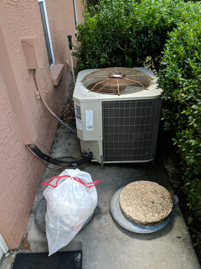 Homosassa, FL - Ordered fan module for 2013 payne heat pump