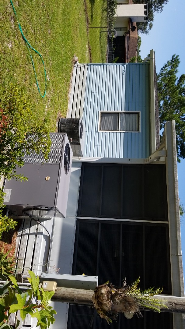Homosassa, FL - Check up on 2.5 ton Payne heat pump and a 3.5 ton heil ac system