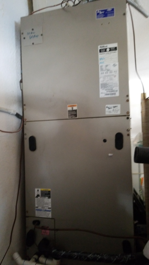 Dunnellon, FL - Check out 4 ton carrier infinity heat pump