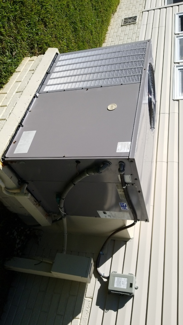 Homosassa, FL - Check up on a Payne 3.5 ton pkg ac/heat strip