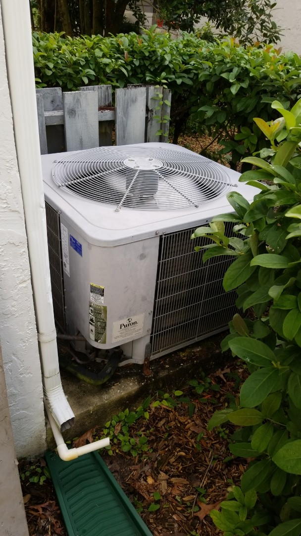 Homosassa, FL - No heat on a carrier 3 ton heat pump ac system, short cycling