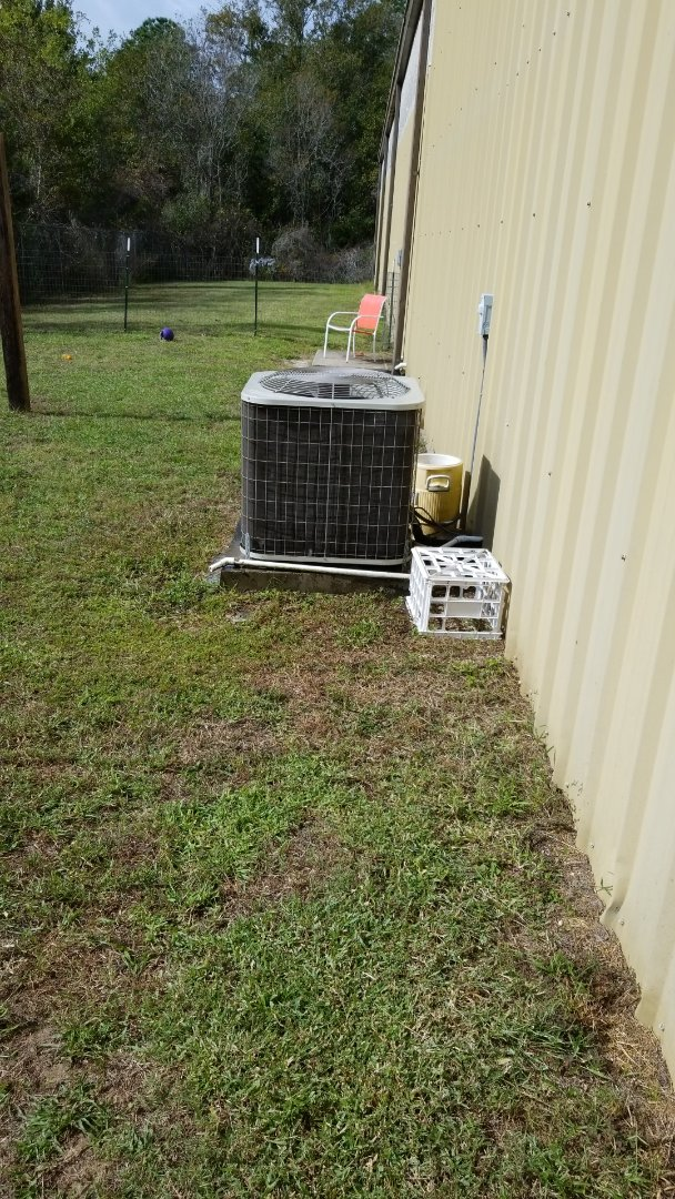 Homosassa, FL - Check up on a 3.5 ton Payne heat pump ac system