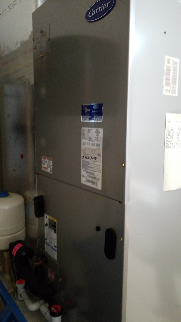 Homosassa, FL - Check up on a carrier 3.5 ton heat pump ac system
