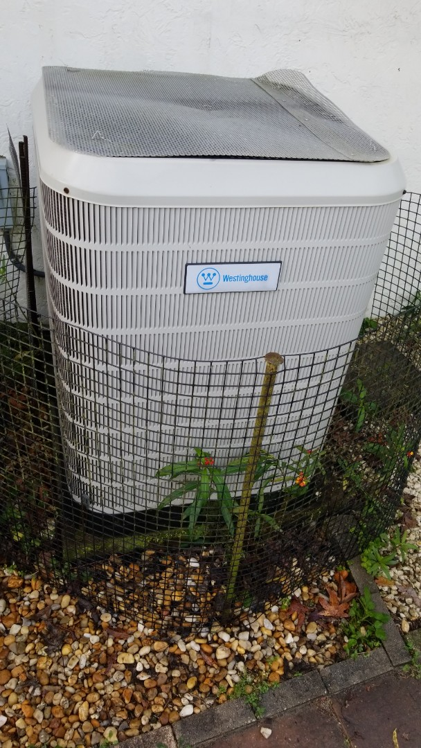 Lecanto, FL - Check up on a 2.5 ton Westinghouse heat pump ac system