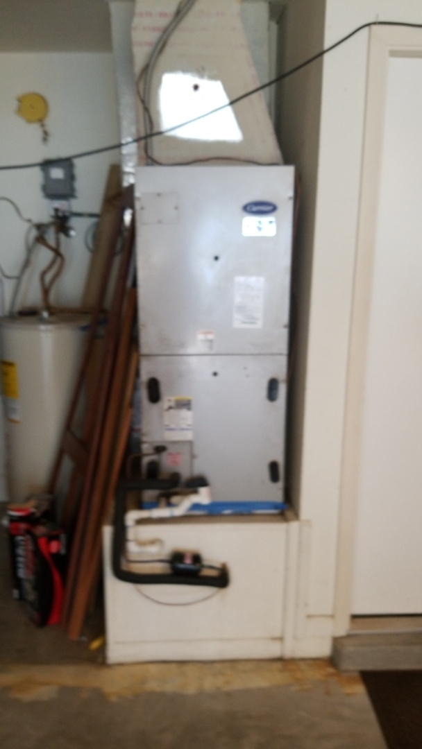 Homosassa, FL - Check up on a carrier 3ton heat pump ac system