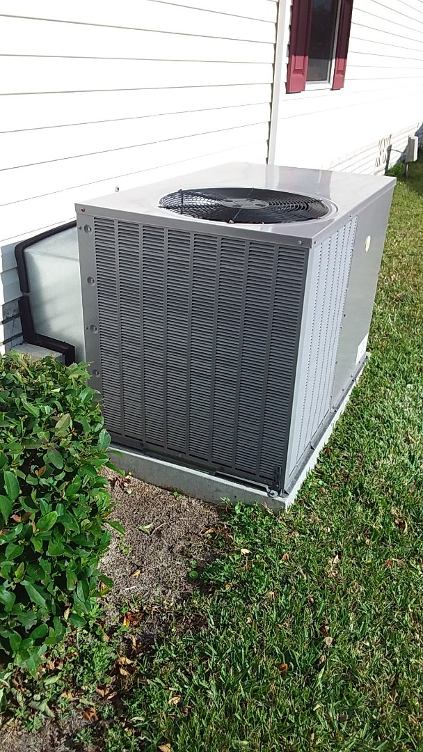 Homosassa, FL - No cool on a carrier three-and-a-half ton package heat pump