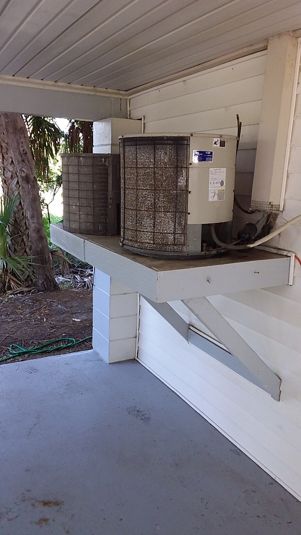 Crystal River, FL - Check up on a 2 ton icp ac system