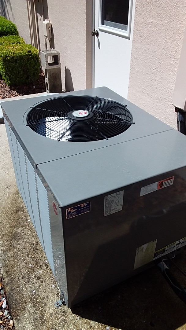 Crystal River, FL - Check up on a 4ton rheem heat pump ac system
