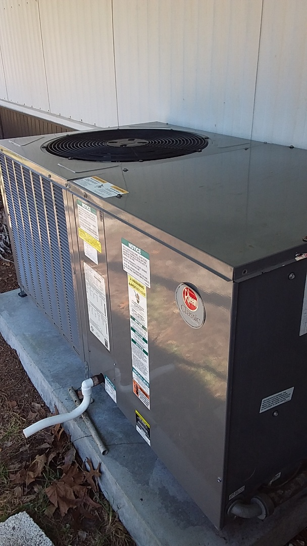 Crystal River, FL - No cool on a rheem 3 ton heat pump ac pkg unit