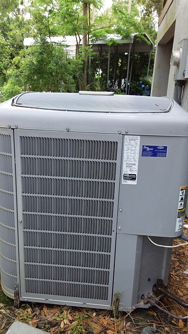 Check up on a 3ton heat pump ac system