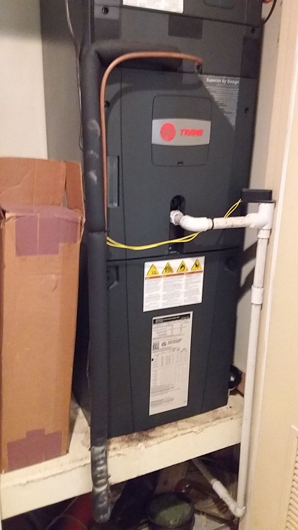 No cool on a 2 ton trane heat pump