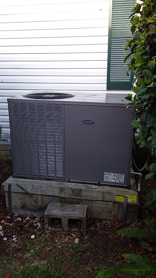 Homosassa Springs, FL - Emergency service contact all no cool on a carrier 3ton pkg heat pump