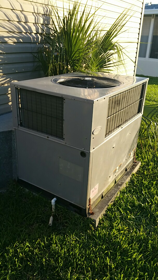 Homosassa, FL - Insufficient ac Cooling on a 2.5 ton carrier heat pump package unit ordered bad txv, ordered