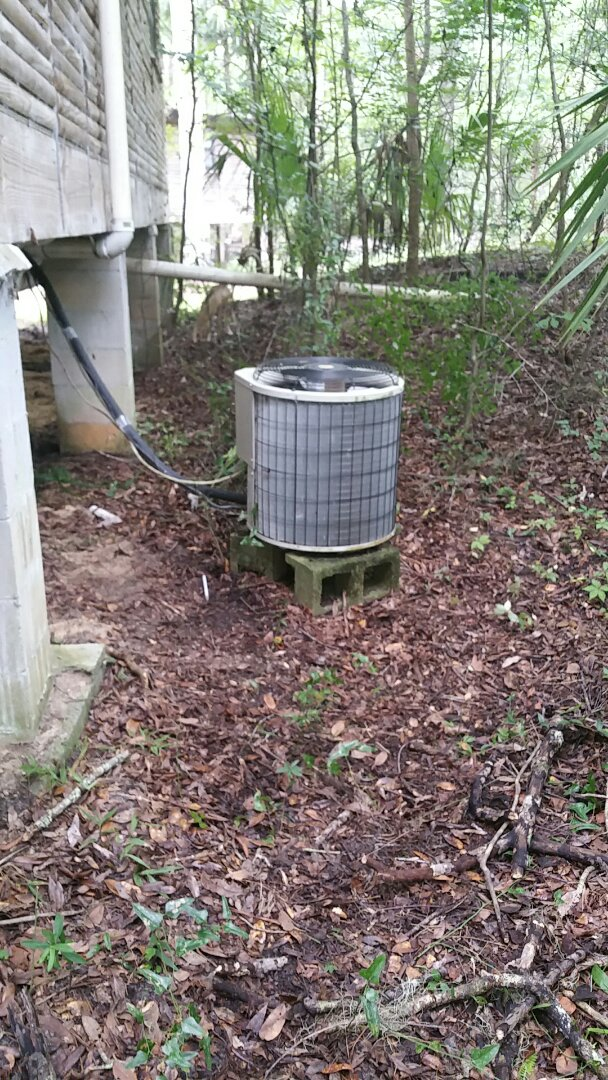 Inglis, FL - No cool on a Payne 2.5 ton ac system, unit leaking quoted new
