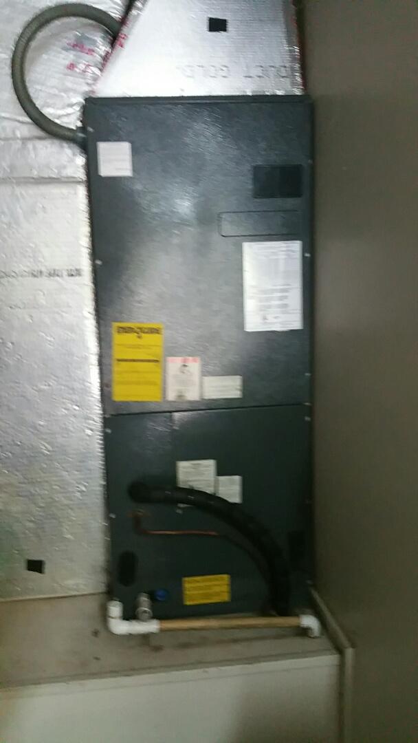 Homosassa, FL - Replace blower wheel on a 4 ton goodman heat pump ac system