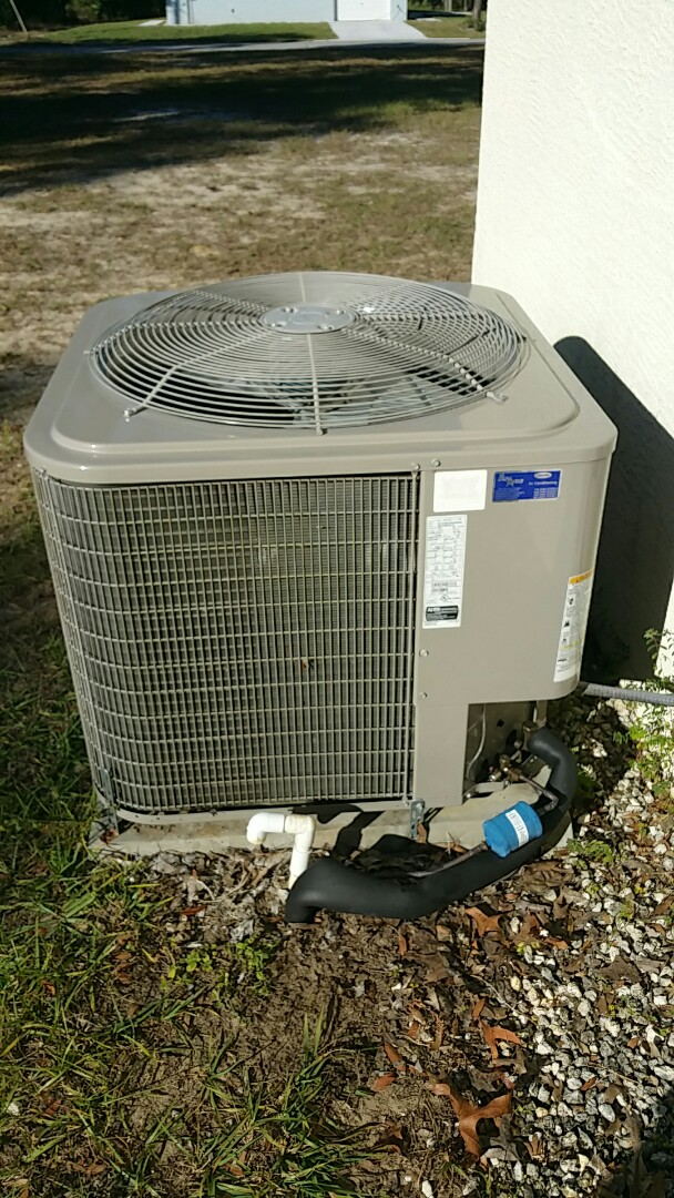 Check up on a 2.5 ton Payne heat pump ac system