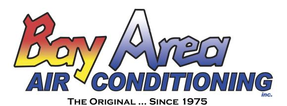 Bay Area Air Conditioning Inc.- Crystal River