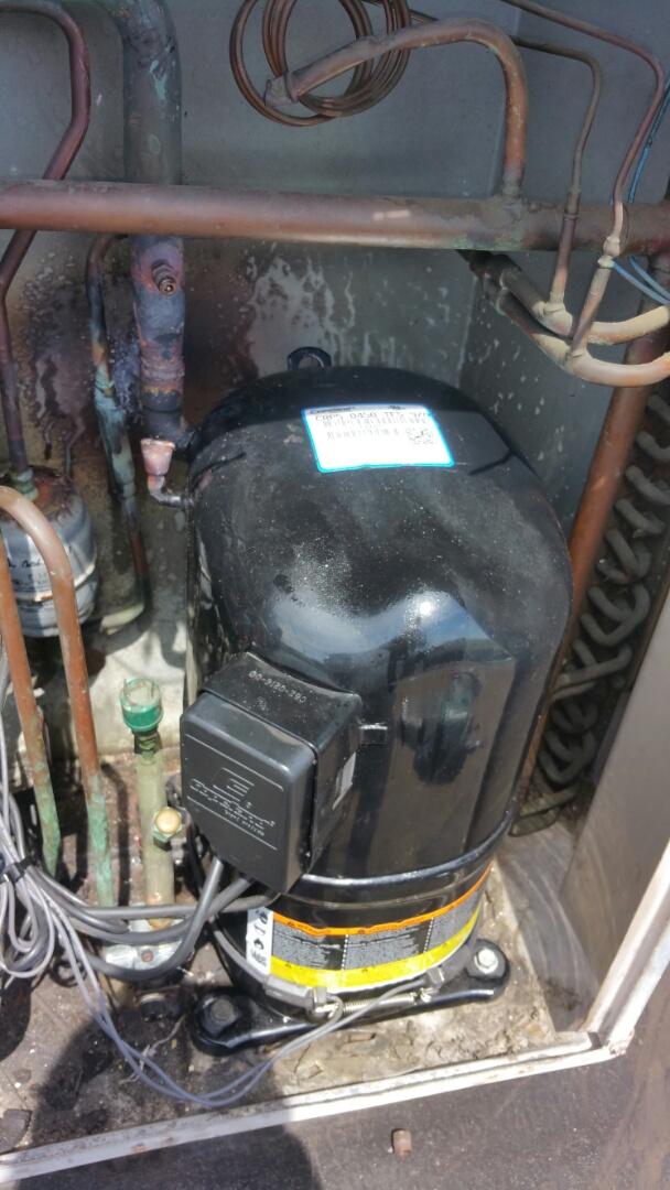 Elizabeth, NJ - Compressor replacement