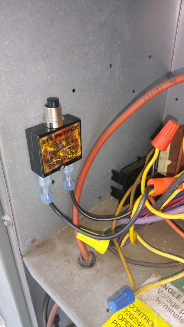 Passaic, NJ - 3amp circuit breaker replacement