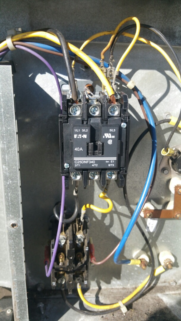 Clifton, NJ - Contactor replacement