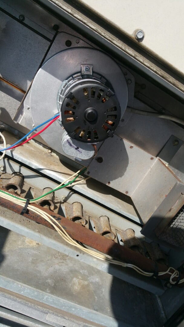 Bloomfield, NJ - Inducer motor replacement
