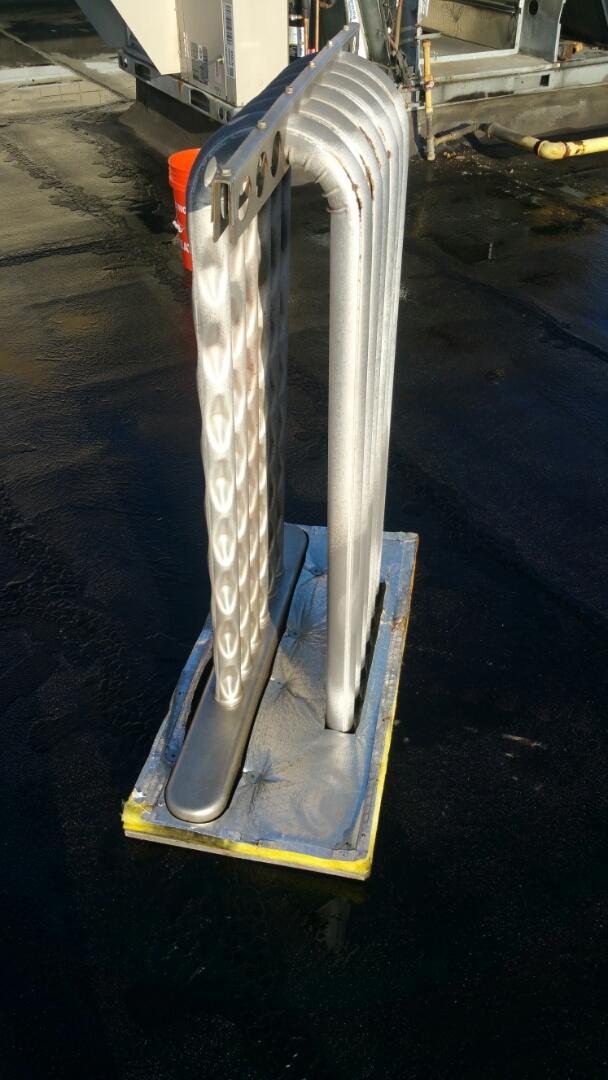 Watchung, NJ - Heat exchanger replacement