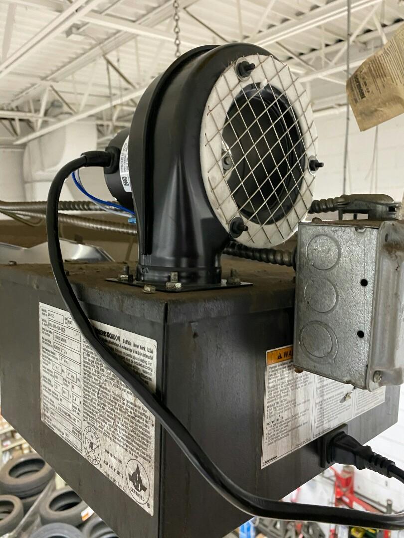 Secaucus, NJ - Inducer motor replacement