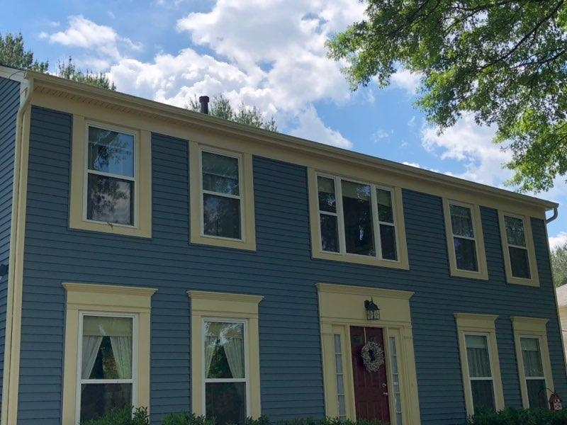 Annapolis, MD - New roofing siding and gutters!