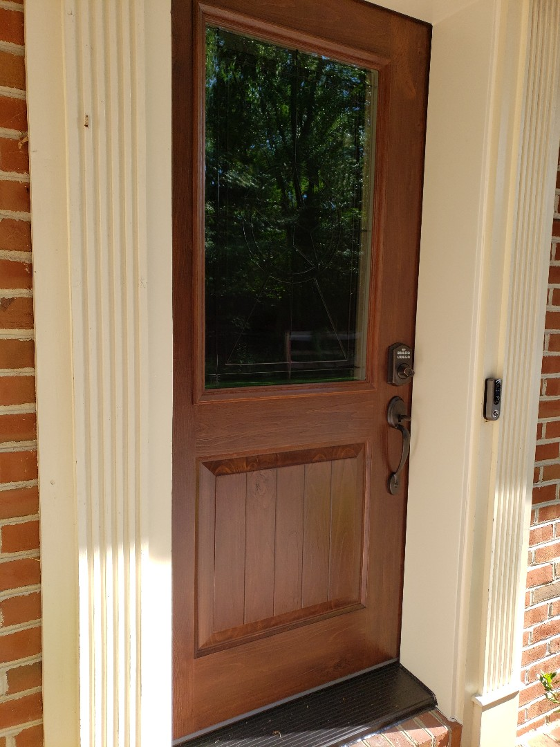Millersville, MD - New entry door by provia
