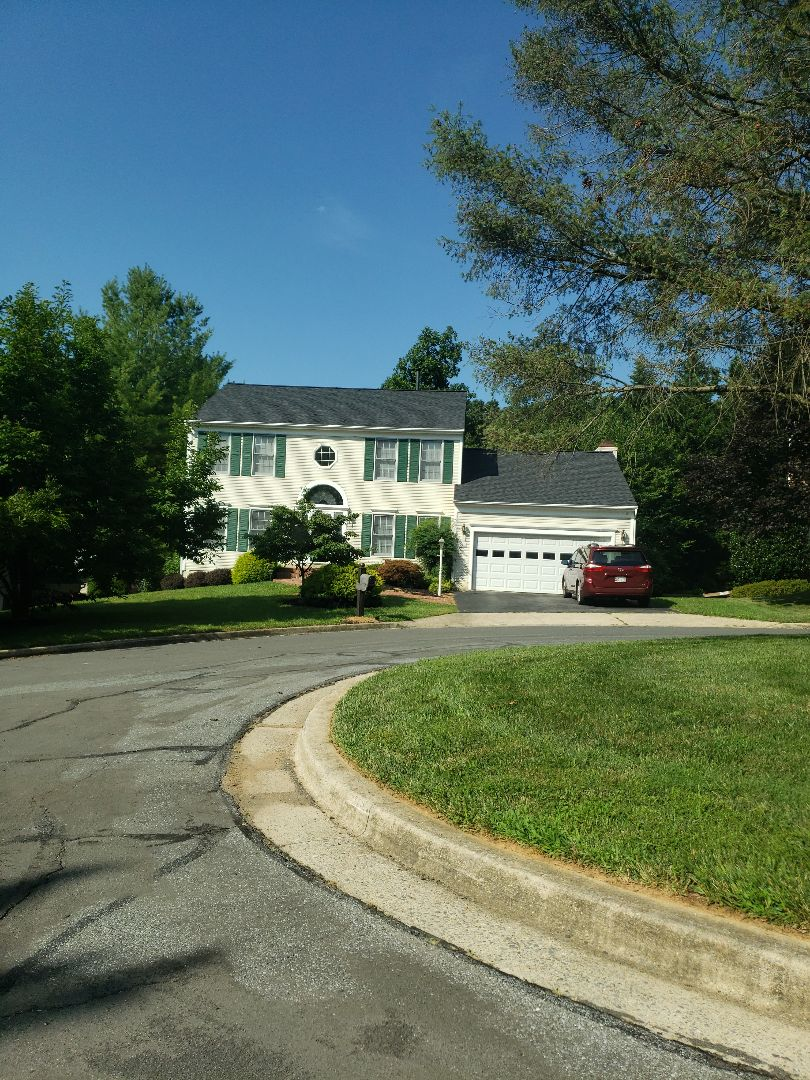 Gaithersburg, MD - Certified 50 year certainteed roof