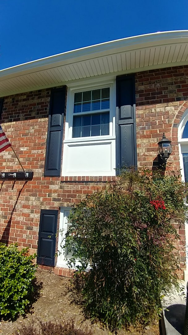 Olney, MD - New Alside Mezzo vinyl replacement windows, Energy Star rated!